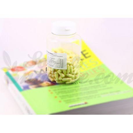 Aroma PREPARATION FATIGUE PERSISTANTE HUILES ESSENTIELLES EN GELULES