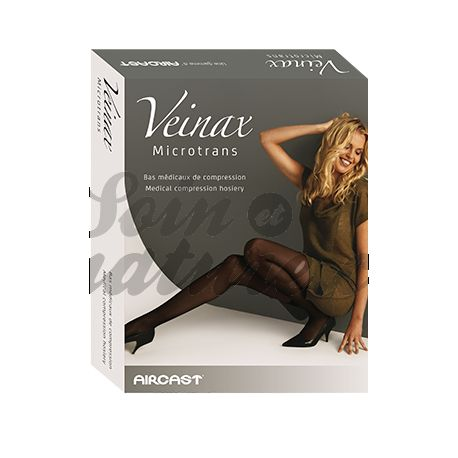 VEINAX GIU MEDICAL COMPRESSIONE DonJoy NERO