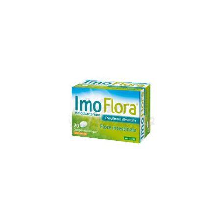 Imoflora Bifido Probiotique 20 Comprimés à Croquer