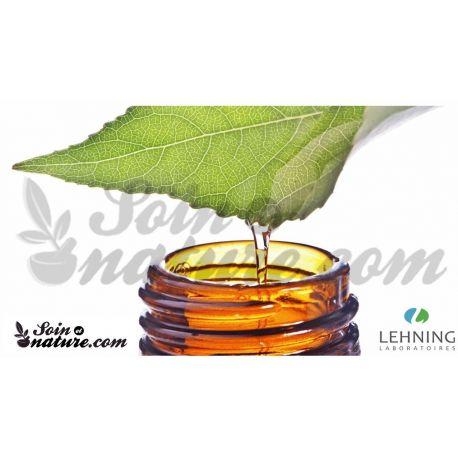 Lehning gota GENTIANA LUTEA CH DH dilución homeopática oral,