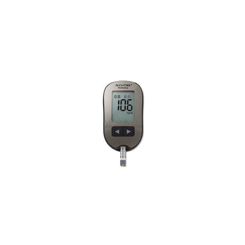 Accu-Chek medidor de glucosa en sangre PERFORMA comentario