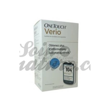 ONE TOUCH VERIO PRO LECT GLYCE