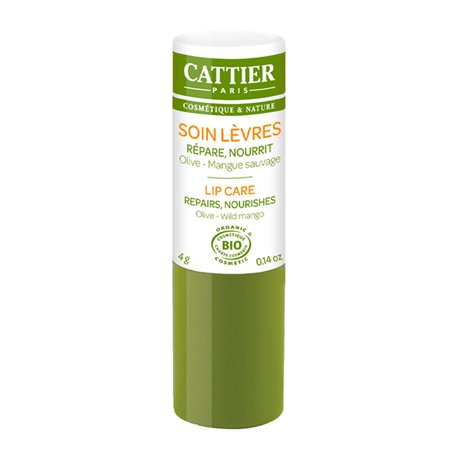 CATTIER CARE LIP CREAM 4G