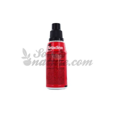 Betadine SCRUB 4 RED CENT 125ML