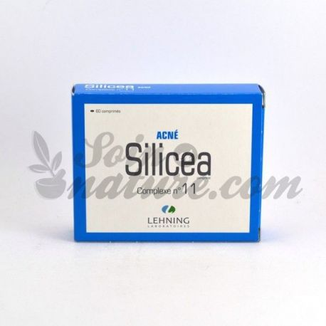 Lehning 11 Silica homeopathic Acne Complex