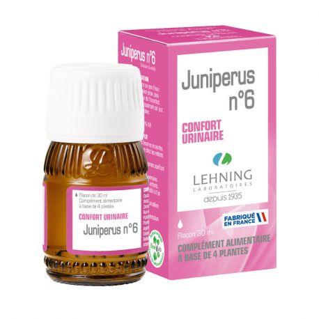 6 JUNIPERUS COMPLEJO LEHNING 30ML