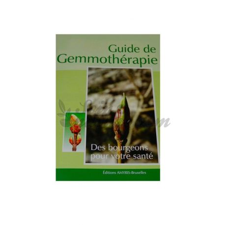 GUIDE gemmotherapy BUDS FOR YOUR HEALTH