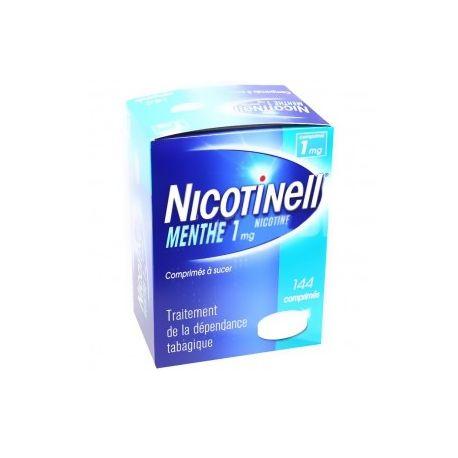 nicotinell mint 144 mg tabletten 1 a kotzen