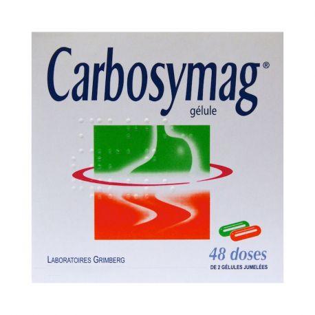 CARBOSYMAG 48x2 capsules