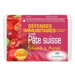 Pâte Suisse Huiles Essentielles Echinacea-Acerola Lehning