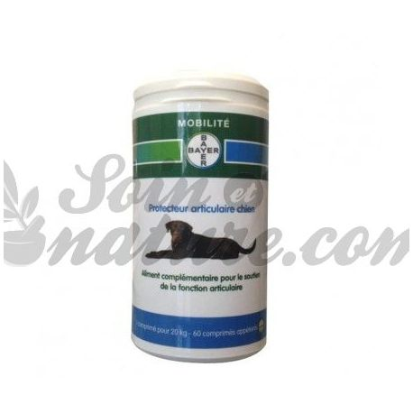 BAYER Joint Guard DOG 60 COMPRIMIDOS