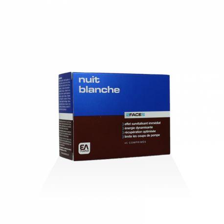 Nuit Blanche 2 FACES EFFECT SURVITALISANT 45 comprimidos