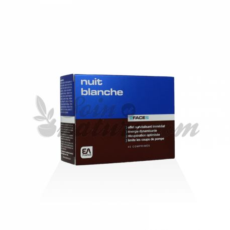 NUIT BLANCHE 2 FACES EFFECT SURVITALISANT 45 TABLETS