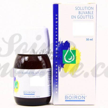 SHOULDER JOINT 4CH 7CH drinkable drops Homeopathy Boiron