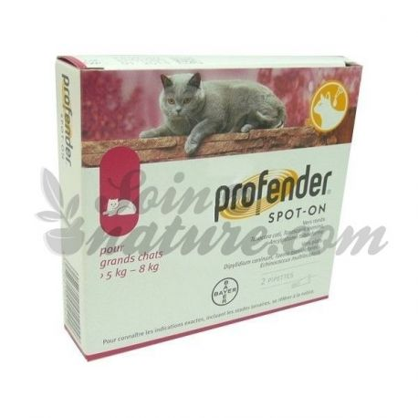PROFENDER GRAND CHAT 2 PIPETTES BAYER