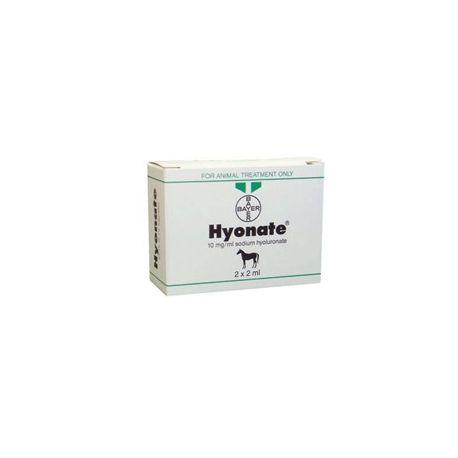 HYONATE INJECCIÓ 2 ML AMPOLLA BAYER