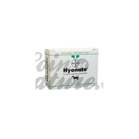 HYONATE INJECTION 2 ML BOTTLE BAYER