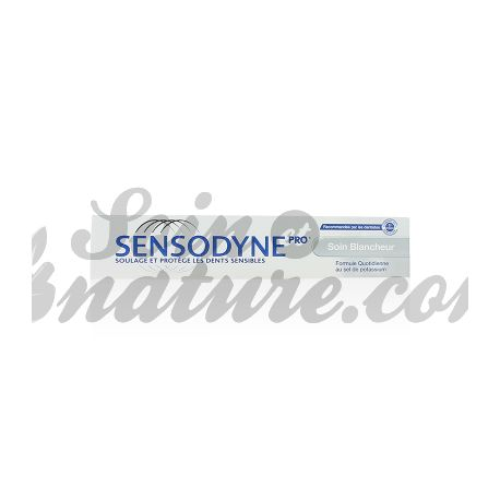 PRO CARE pasta dental blanqueadora SENSODYNE 75ML