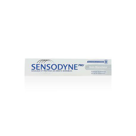 PRO CURA dentifricio sbiancante SENSODYNE 75ML