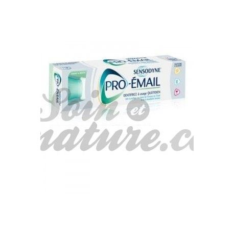Sensodyne PRO EMAIL 75ml tub de crema dental