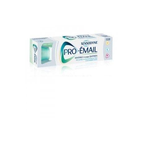 SENSODYNE PRO EMAIL 75ML tubo de crema dental