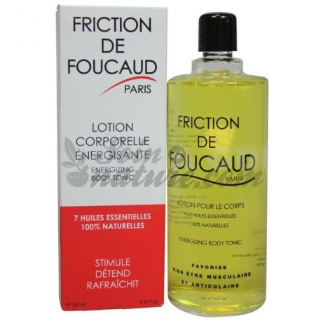 Foucaud Friction Lotion 250ml Energizing Coroporelle