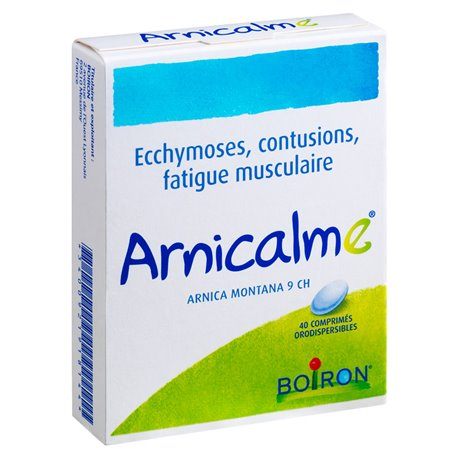 ARNICALME HOMEOPATHIE Boiron 40 tabletten