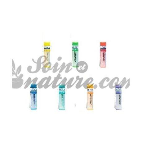 Tuberculinum residuo 4CH 9CH 12CH 7CH 5CH 15CH 30CH 200K glóbulos homeopatía Boiron