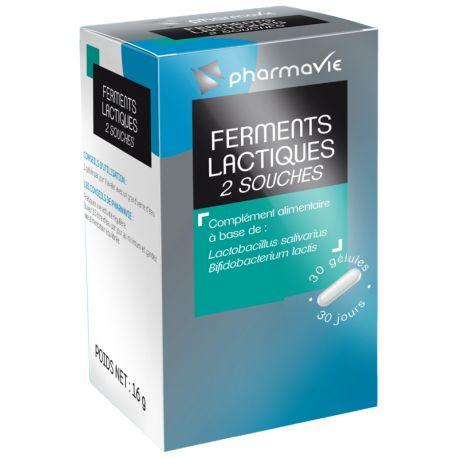 PHARMAVIE FERMENTS LACTIQUES 30 GELULES
