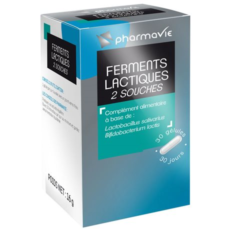 Pharmavie NUTRI COMPLEX MELKZUUR 30 capsules
