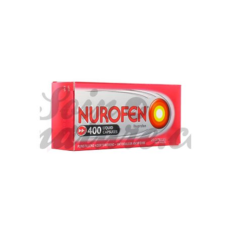 Nurofen 400MG TABLETS 12
