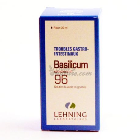 Basilicum COMPLEX No. 96 Orale oplossing 30 ml