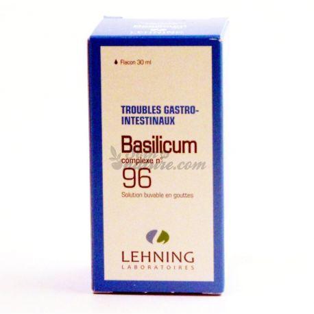 BASILICUM COMPLEXE N°96 Solution buvable 30 ml