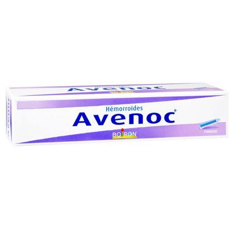 AVENOC Homeopathic ointment BOIRON Hemorrhoid