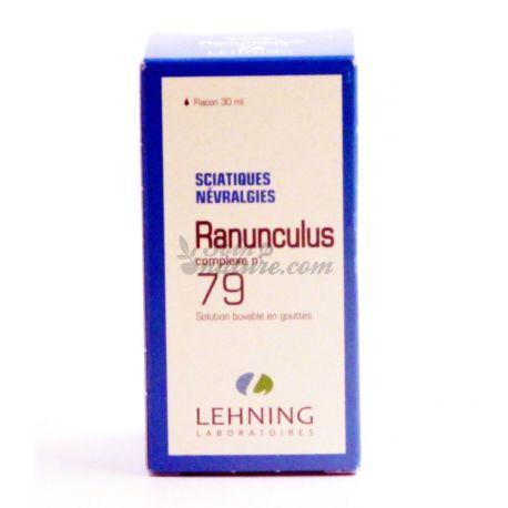 LEHNING L 79 RANUNCULUS ciática Neuralgia 30ML