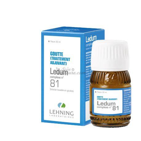 杜香COMPLEX L81 LEHNING顺势复杂风湿性疾病
