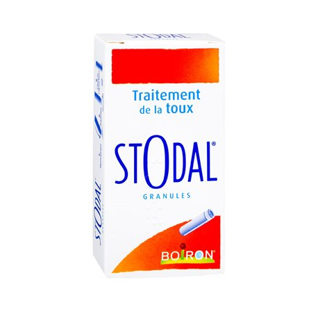 Stodal GRANULES COUGH HOMEOPATHIE Boiron