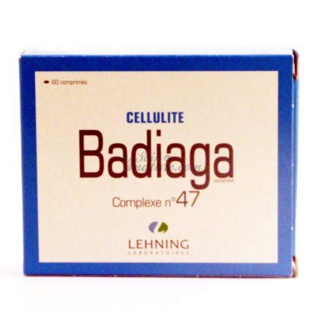 Badiaga COMPLEX 47 I homeopàtica Lehning 60cp