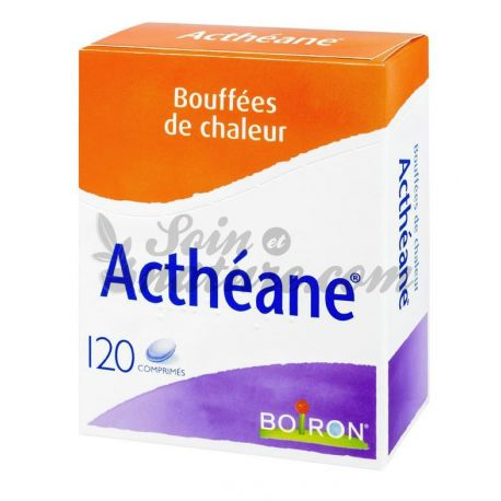 ACTHEANE 120 CP MENOPAUSE HOMEOPATHIE Boiron