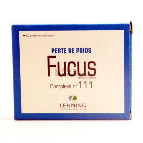 FUCUS KOMPLEX 111 Tabletten Lehning
