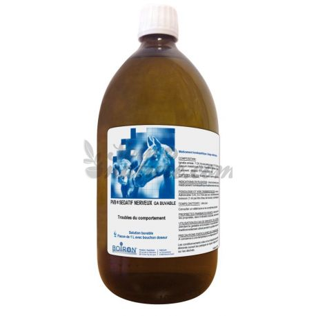 PVB sédatif Nerven GA MUND Boiron Bottle 1L