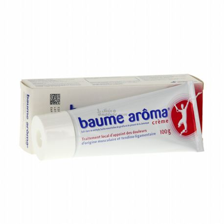 BALM AROMA Cream analgeticum Tendinitis ligament Tube 50G