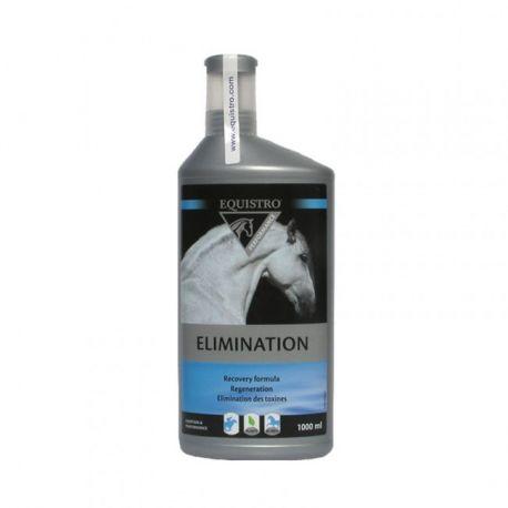 EQUISTRO ELIMINACIÓN VETOQUINOL líquido oral BOTELLA 1L