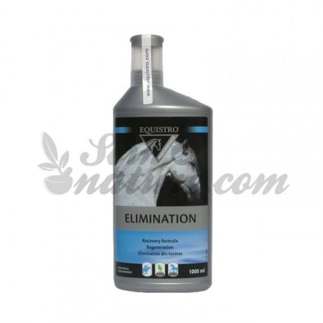 EQUISTRO ELIMINATION VETOQUINOL LIQUIDE BUVABLE FLACON 1L