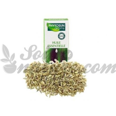 Huile Essentielle Anis Vert Phytosun Aroms 15ml Pipinella Anisum