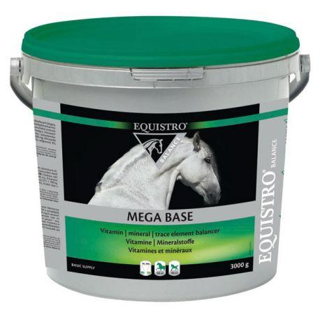 EQUISTRO Megabasen VETOQUINOL POWDER 3kg