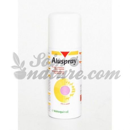 ALUSPRAY VAN POEDER SPRAY 220ml