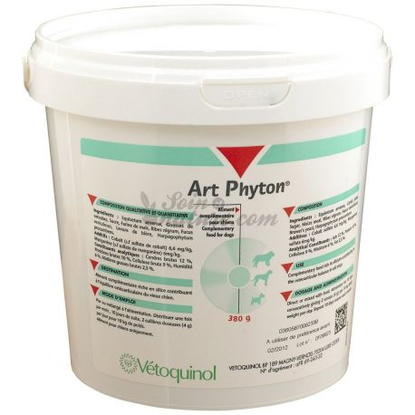 ART-Phyton GRANULI 190G BOX P / 500M