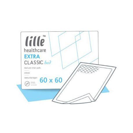 Almofadas de cama de protecção CAMA SUPER 60X60 65g 30 sacos