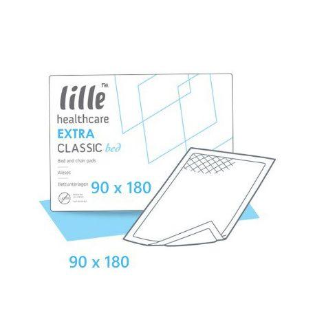 Almofadas de cama de protecção LILLE Bordable 90x180 cm